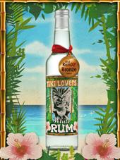 Tiki Lovers White Rum