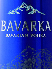 Bavarka Vodka von Lantenhammer
