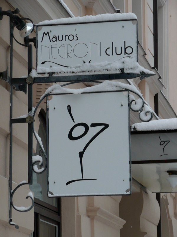 Mauro's Negroni Club