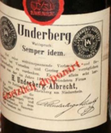 Underberg - Semper Idem