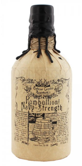 Professor Cornelius Ampleforth Rumbullion Navy Strength