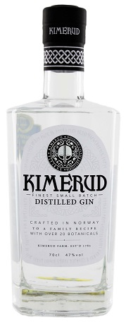 Kimerud Norway Craft Distilled Gin