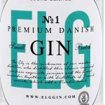Elg Premium Danish Gin No. 1