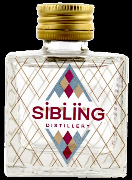 Sibling Triple Distilled Gin Miniatur, 0,05L 42%