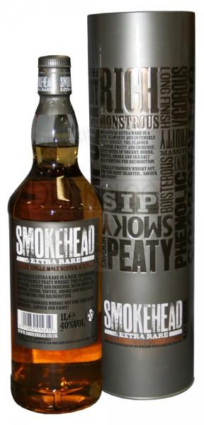 Smokehead Extra Rare Single Malt Whisky