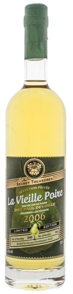 Secret Treasures La Vielle Poire, 0,7 L, 43%