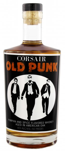 Corsair Old Punk Pumpkin and Spice Whiskey 0,7L 46%