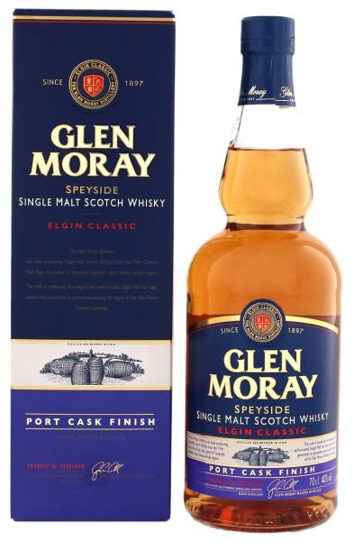 Glen Moray Elgin Classic Portwood Finish 0,7L 40%