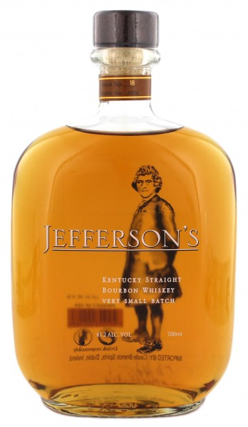 Jefferson's Kentucky Straight Bourbon