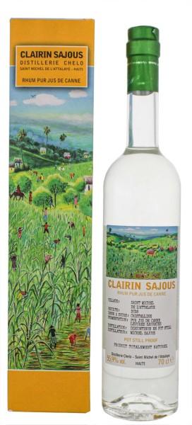 Clairin Sajous, 0,7L 55,9%