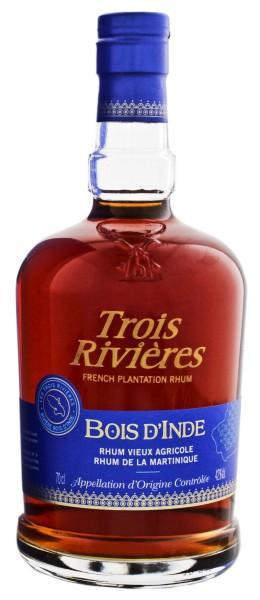 Trois Rivieres Rhum Vieux Agricole Bois d' Inde 0,7L 42%