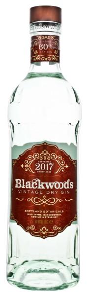 Blackwood`s Vintage Dry Gin, 0,7L, 60%