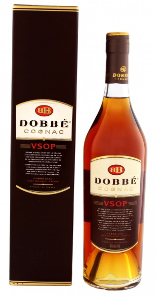 Dobbe Cognac VSOP, 0,7L