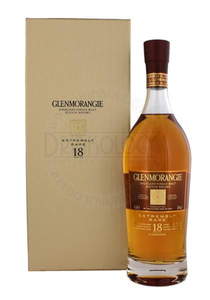 Glenmorangie Single Malt Whisky 18 Jahre 0,7L 43%
