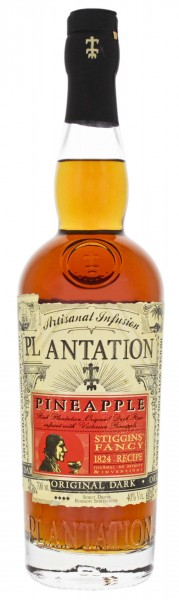 Plantation Pineapple Stiggins Fancy 0,7L 40%