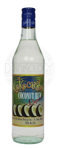 Kokocaribe Coconut Rumliqueur 0,7L 25%