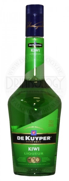 De Kuyper Kiwi Liqueur, 0,7 L, 20%