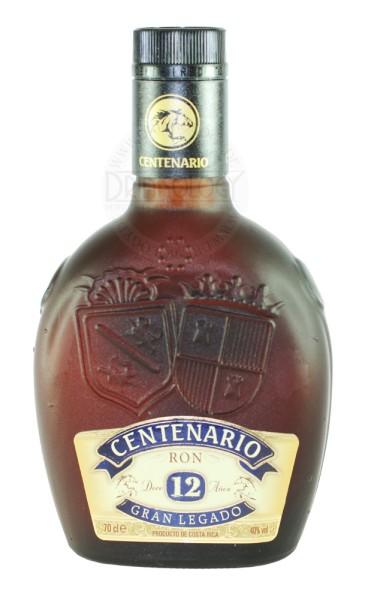 Centenario Rum Gran Legado 12 Years Old