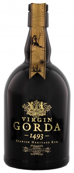 Virgin Gorda 1493 Spanish Heritage Rum
