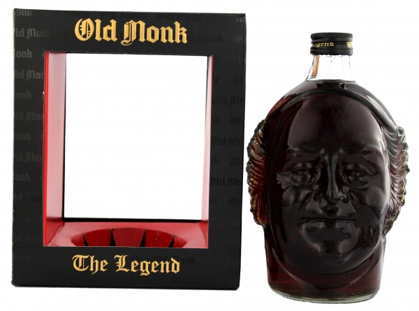Old Monk Rum The Legend 1,0L 42,8%