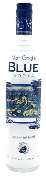 Van Gogh Vodka Blue
