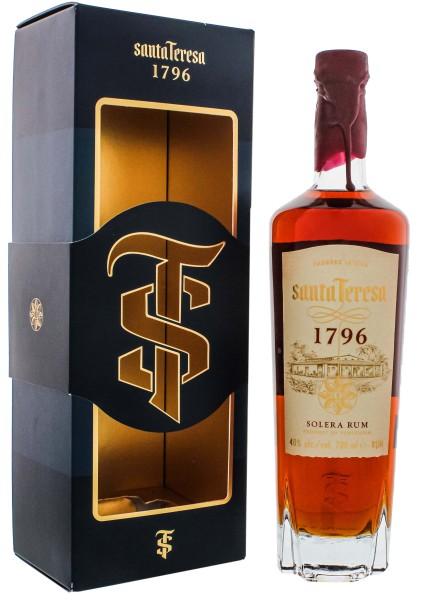 Santa Teresa Rum Solera 1796 0,7L 40%