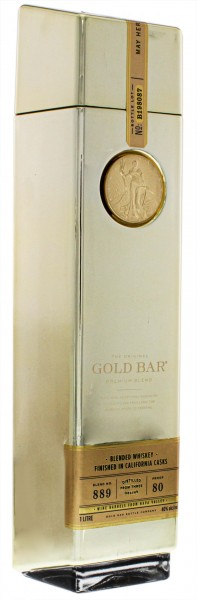 Gold Bar The Original Blended Whiskey 1,0L 40%