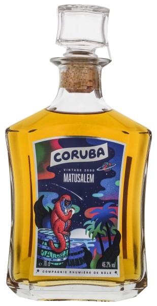 Coruba Vintage 2000 Millenium Edition Matusalem Rum 0,7L 46,2%