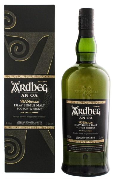 Ardberg An Oa The Ultimate Single Malt Scotch Whisky 1,0L -46,6%-