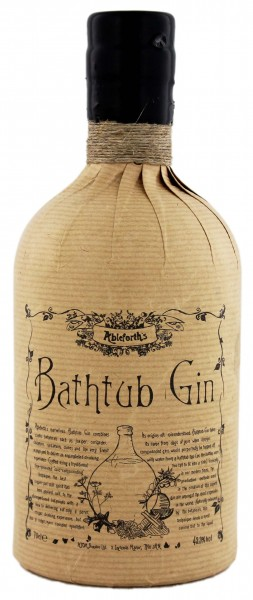 Professor Cornelius Ableforth's Bathtub Gin