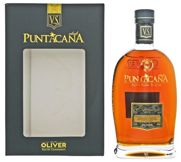 Puntacana Rum Esplendido 12 Jahre 0,7L 38%