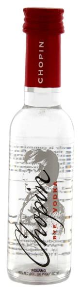 Chopin Vodka Rye Miniatures