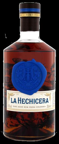 La Hechicera Rum, 0,7 L 40%