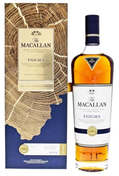 Macallan Highland Single Malt Whisky Enigma 0,7L 44,9%