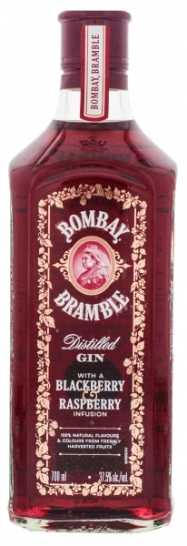 Bombay Bramble Distilled Gin 0,7L 37,5%
