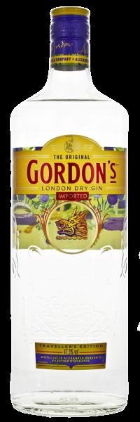 Gordons London Dry Gin 1,0L 47,3%