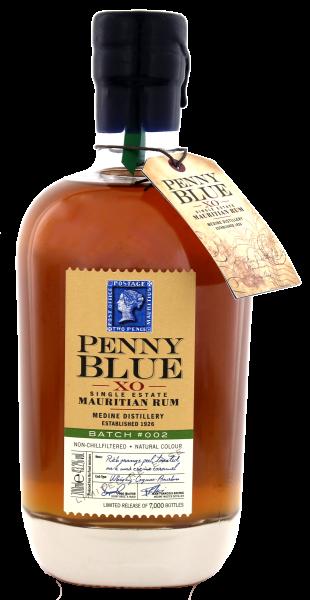 Penny Blue XO Mauritian rum
