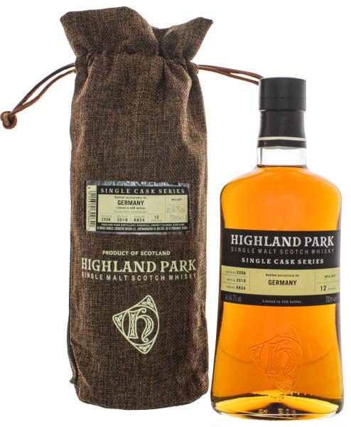 Highland Park Single Cask Series Cask 6824 2006/2019 0,7L 64,7%