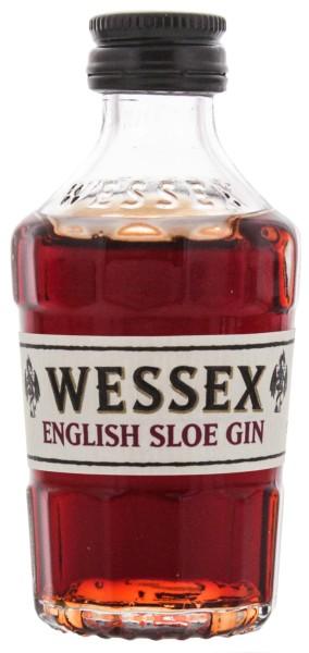 Wessex English Sloe Gin Miniatur 0,05L 28%