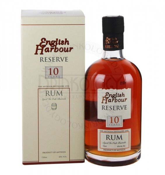 English Harbour Rum 10 Years Old