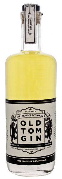 The House of Botanicals Old Tom Gin 0,7L 47%