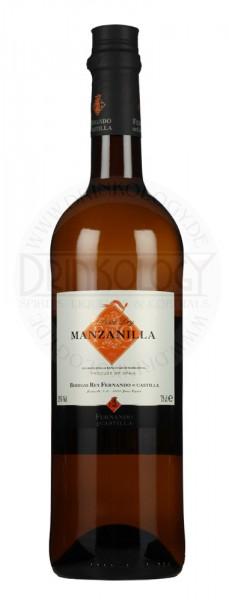 Fernando de Castilla Sherry Manzanilla Classic, 0,75 L, 15%
