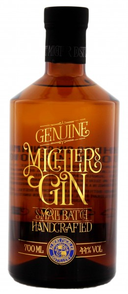 Michlers Genuine Gin