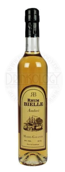 Bielle Rhum Ambre 0,5L 50%