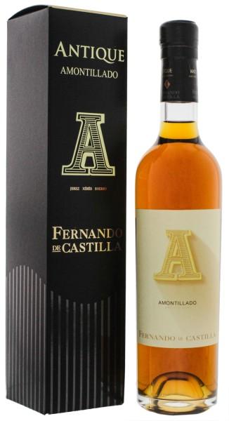 Fernando de Castilla Sherry Amontillado Antique