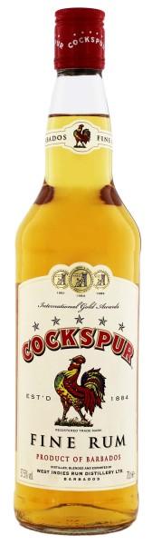Cockspur Fine Rum 0,7L, 37,5%