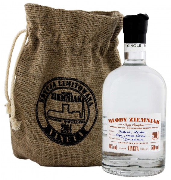 Mlody Ziemniak Vodka Vineta 2014