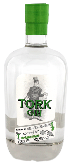 Tork 'The Dandy' Gin 0,7L -42,8%-