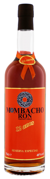 Mombacho Rum Reserva Especial 12 Years Old 0,7L 40%