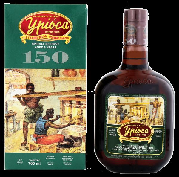 Ypioca 150 Special Reserve Cachaca 6 Jahre, 0,7 L, 39%